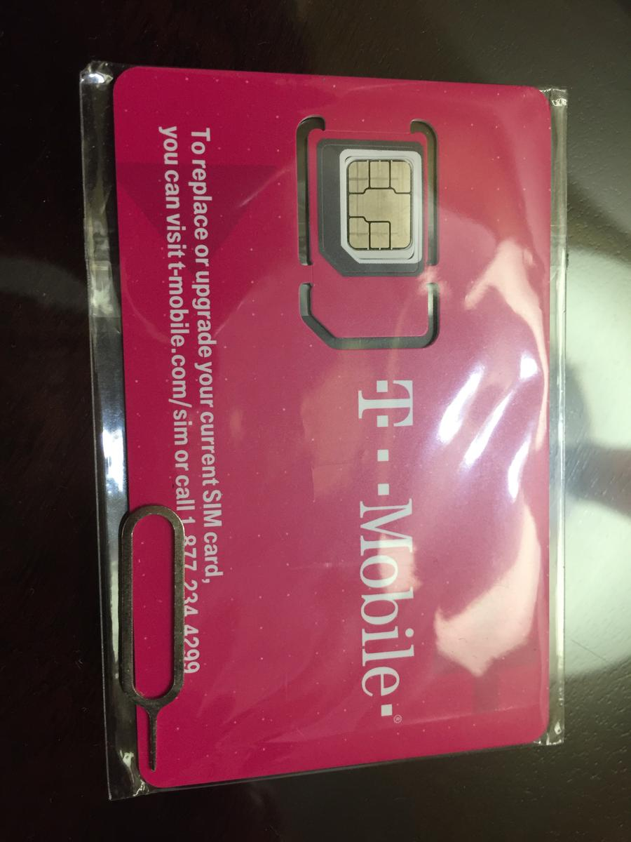Usa Prepaid Sim Card Tw Airport Pick Up From T Mobile Klook Hongkong 10 Days 4g Fup 5gb