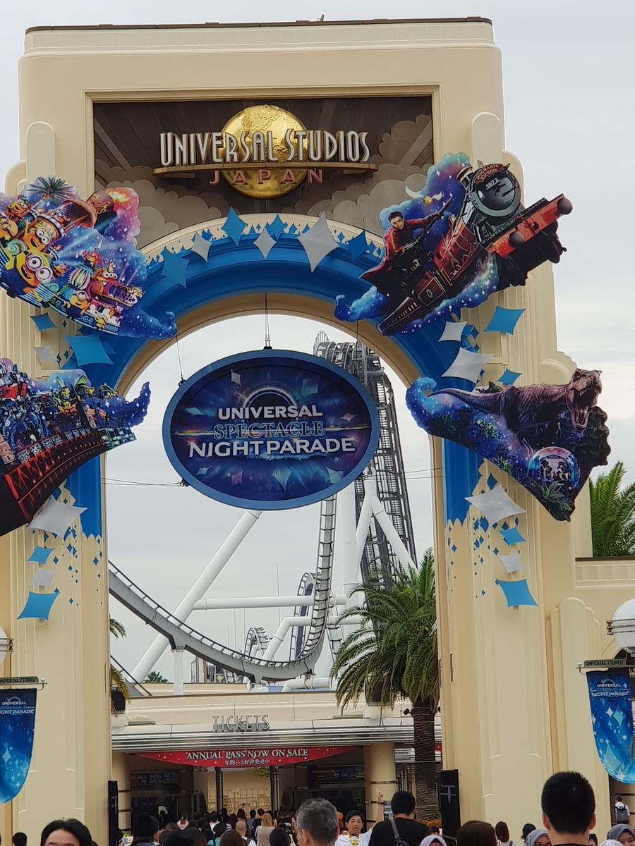Tiket Universal Studios Japan 1 Day Pass Osaka Klook Studio Singapura Anak