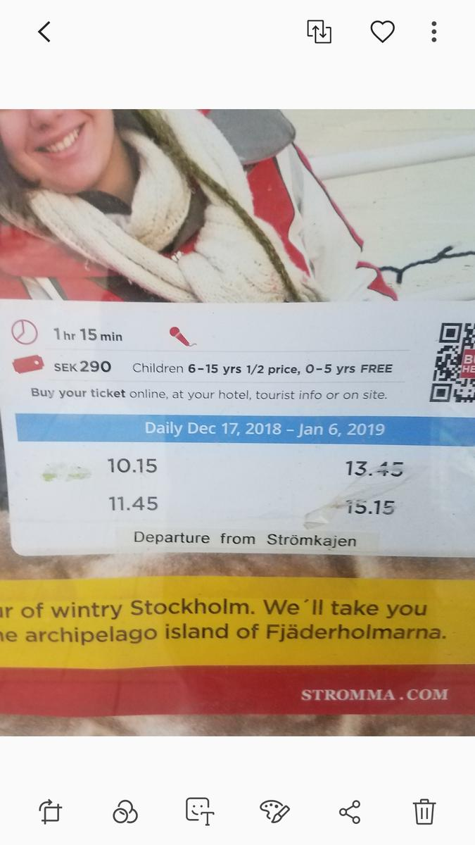 Stockholm Panorama Sightseeing Bus Tour - Klook
