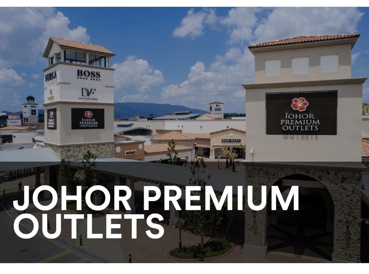 14a43bffe Klook Exclusive Premium Outlets Savings Passport for Johor Premium Outlets  - Klook