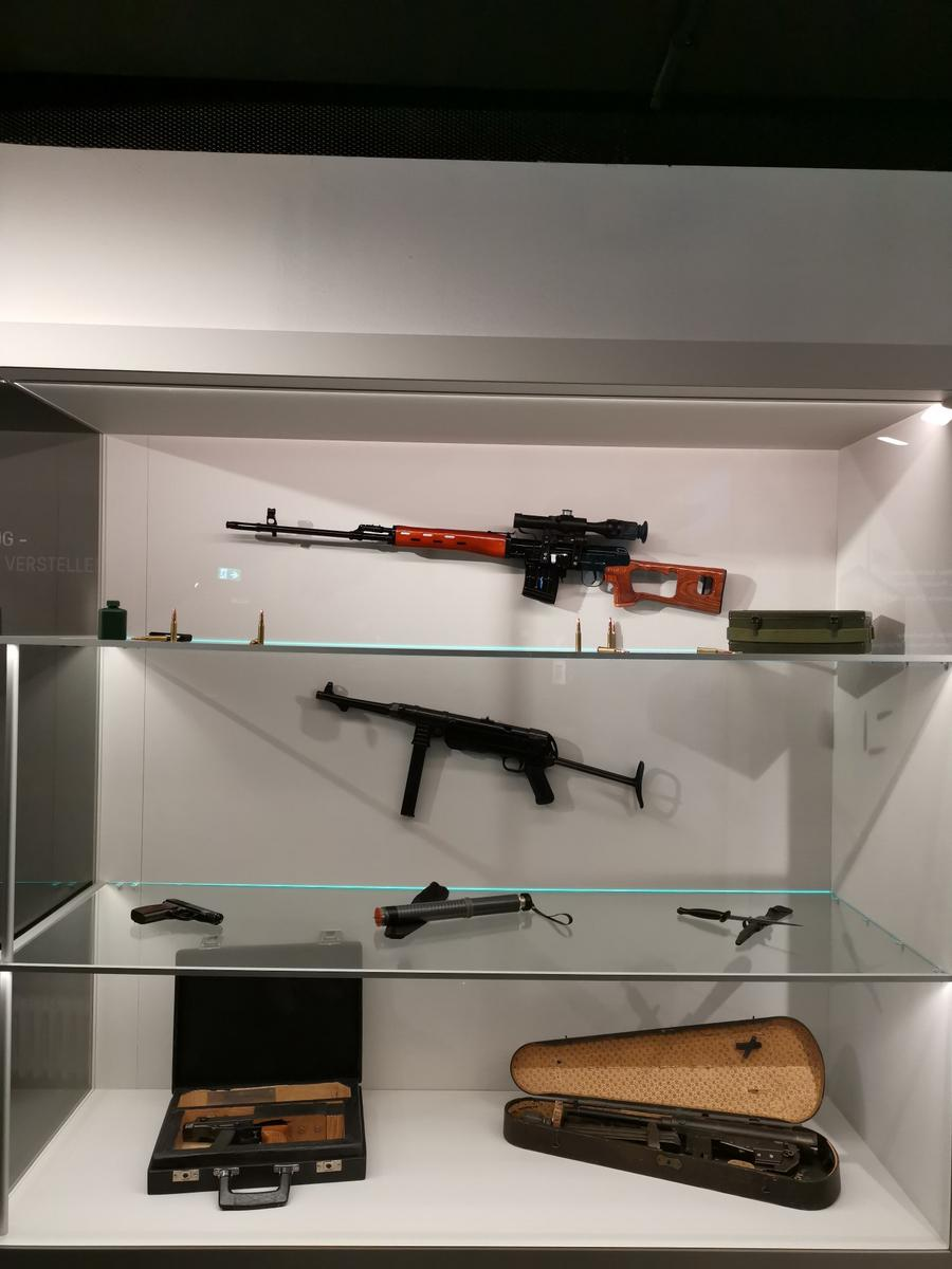 Capital of Spies: German Spy Museum Fast Track Tickets - Klook