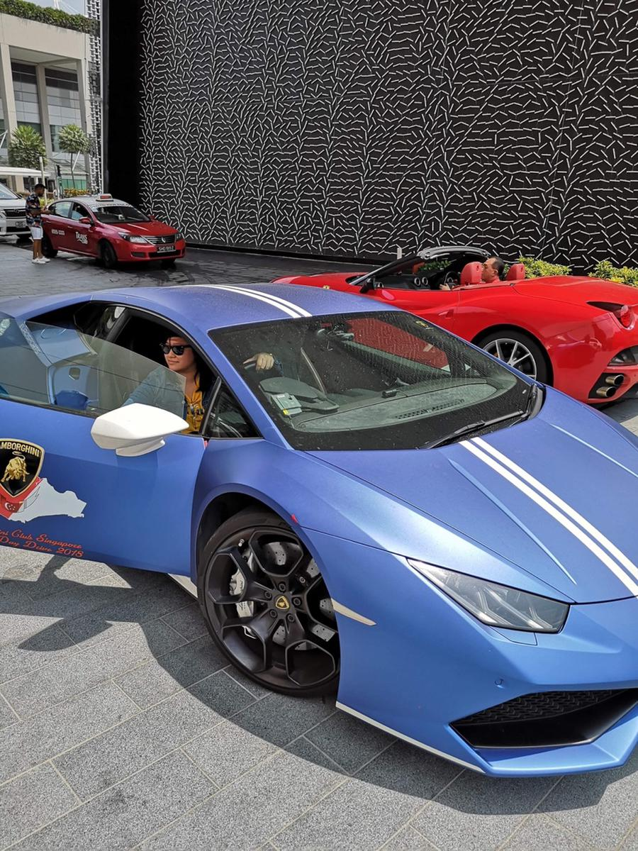 Supercar Driving Experience Klook