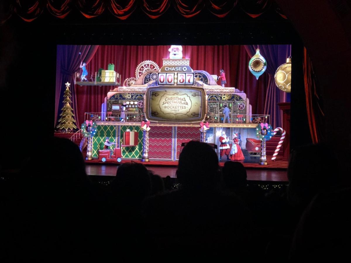 Rockettes Christmas Tour.Radio City Christmas Spectacular Ticket New York Usa Klook