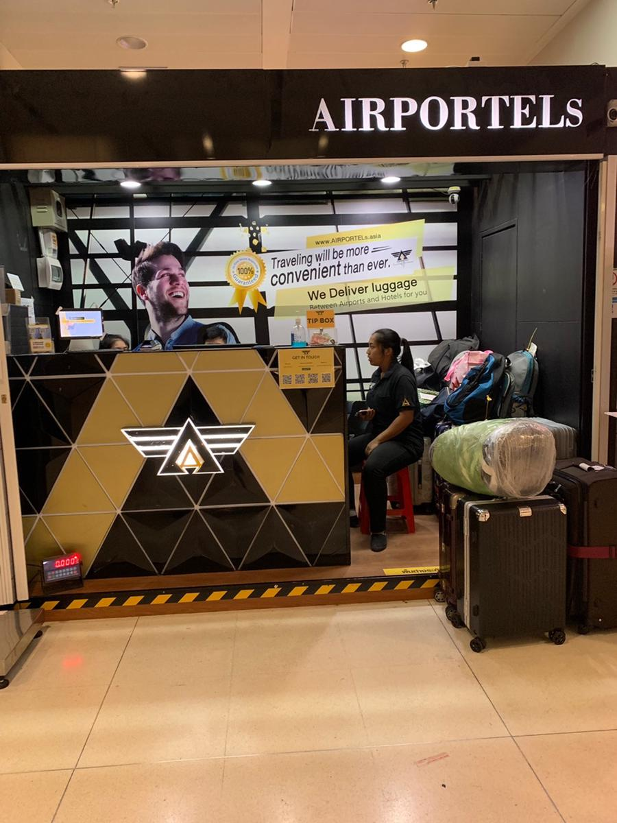 e94376657 Airport Luggage Services by AIRPORTELs Bangkok, Thailand - Klook