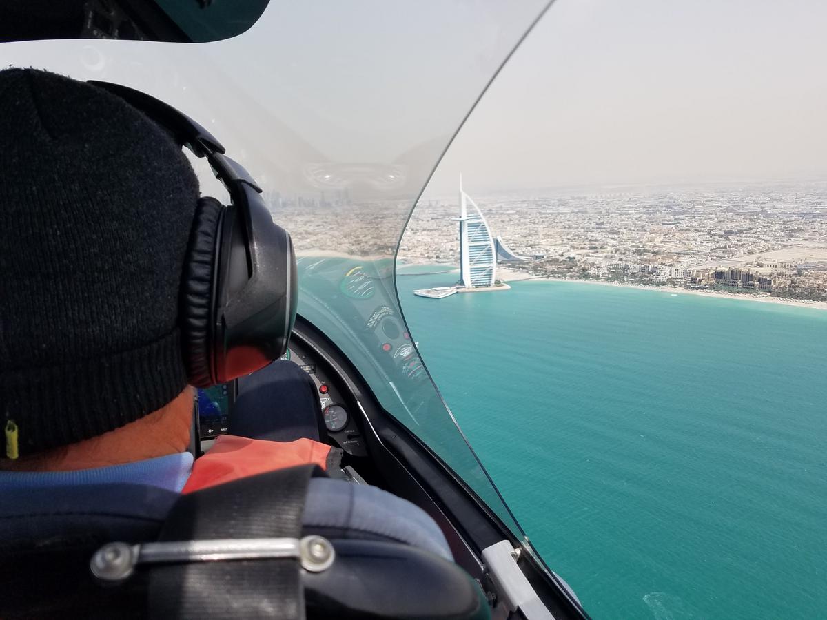 Gyrocopter Flight Experience in Dubai, UAE - Klook