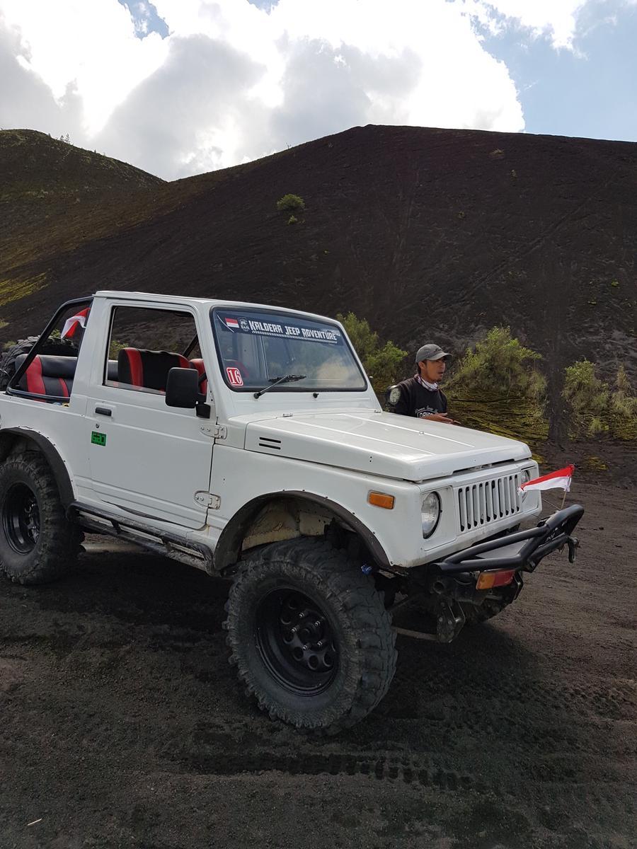 Mount Batur 4wd Jeep Adventure In Bali Indonesia Klook