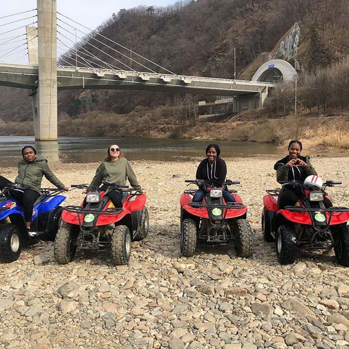 Gapyeong Zipline, Railbike, and ATV Day Trip from Seoul