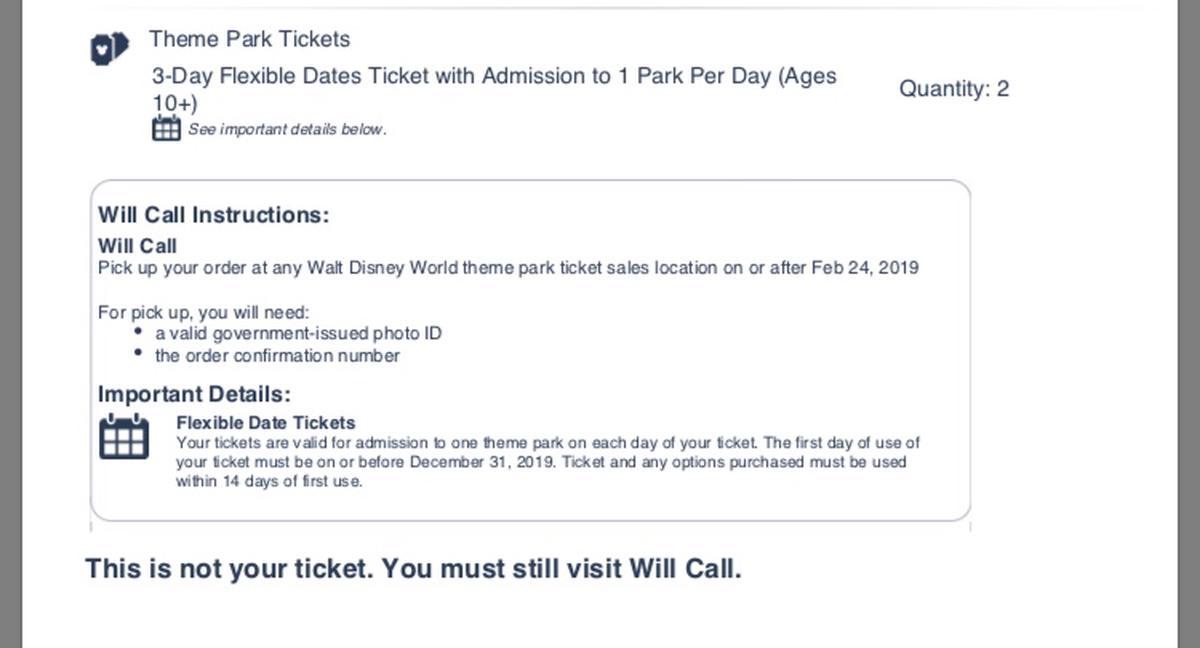 Walt Disney World Multi Day Discount Ticket in Orlando, Florida - Klook
