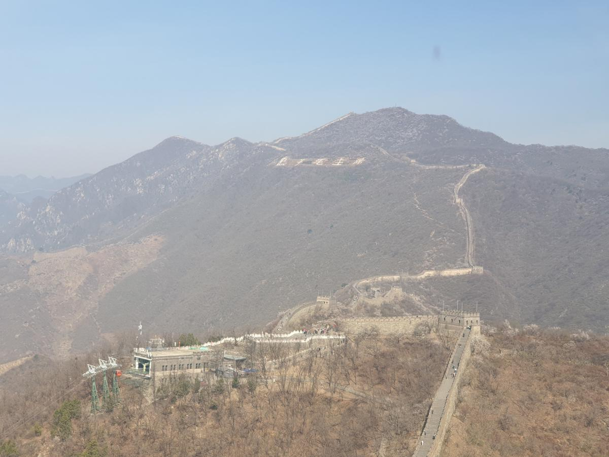 Mutianyu Great Wall Helicopter Tour - Beijing, China - Klook