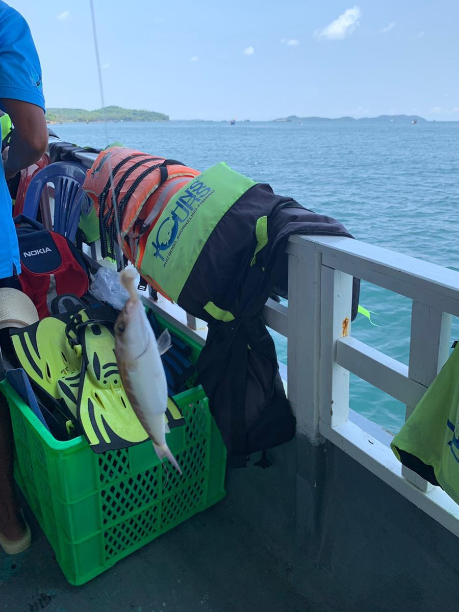 Snorkeling And Fishing To The South Of Phu Quoc - Klook