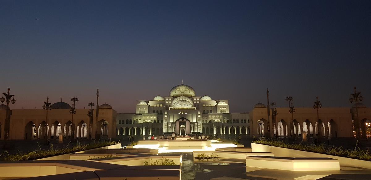 Qasr Al Watan Presidential Palace Ticket in Abu Dhabi - Klook