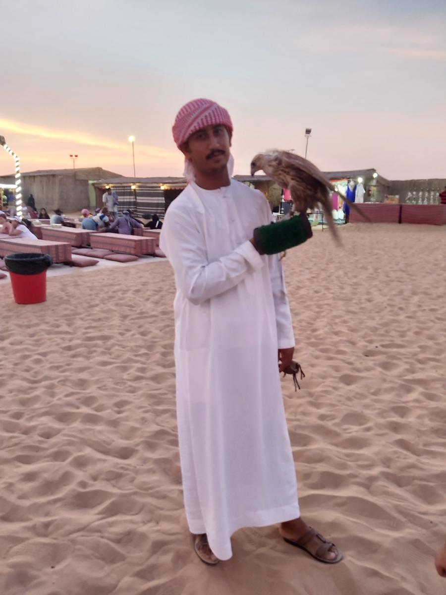 Evening Desert Safari Experience in Dubai with BBQ Dinner