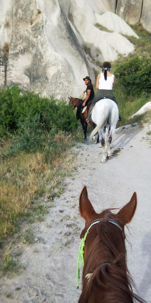 Horseback Riding in Cappadocia - Klook