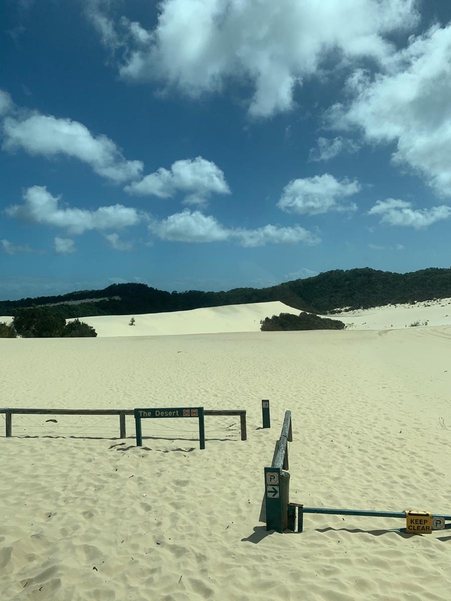 Moreton Island Day Tour from Gold Coast or Brisbane in Queensland