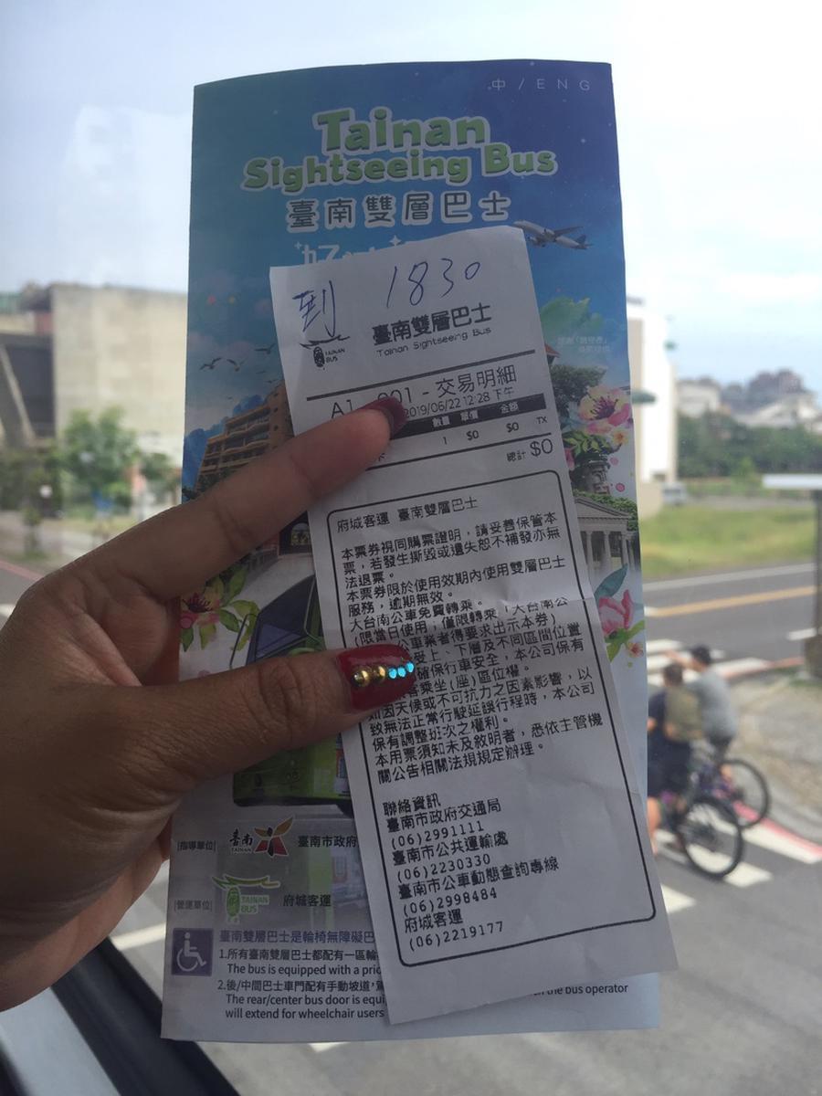 Tainan Double-Decker Sightseeing Tour Bus - Klook