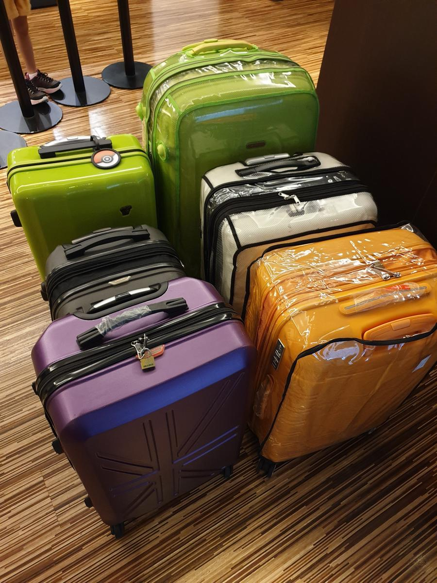 Tokyo Airport Luggage Services by LuggAgent - Klook