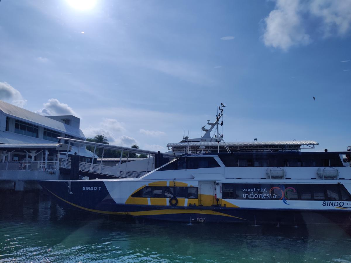 Majestic Fast Round Trip Ferry Ticket between Singapore and Batam