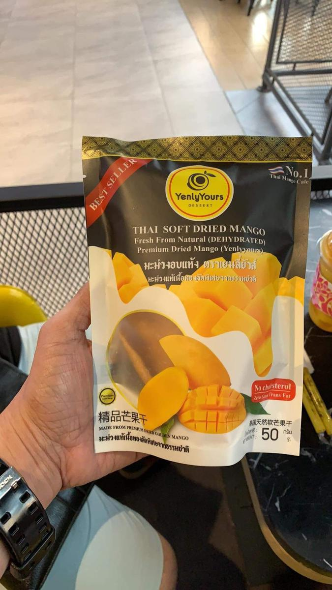 Yenly Yours Dessert Soft Dried Mango in Bangkok - Klook