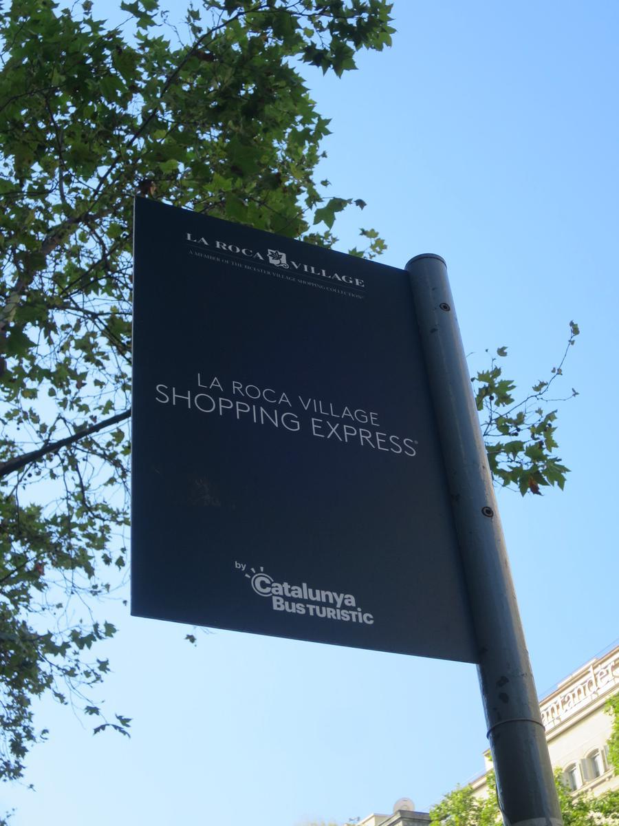 BarcelonaSpain Roca Village Klook La Shopping In Express uK3F1clJT