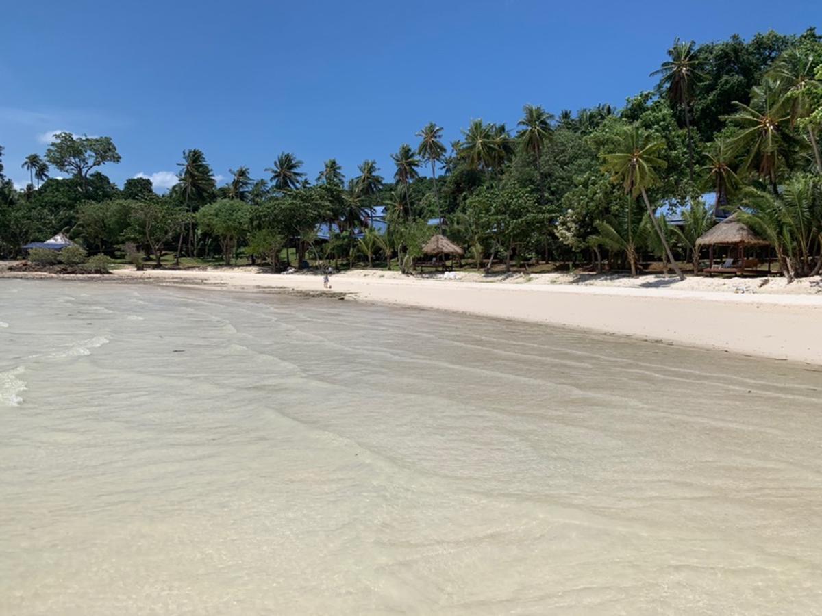 Snorkeling at Talu Island