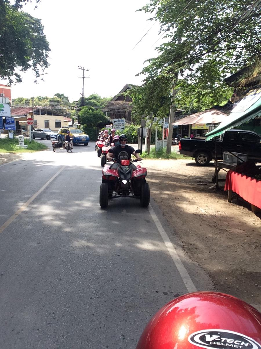 Chiang Mai ATV and Buggy Riding Experience and Tour - Klook