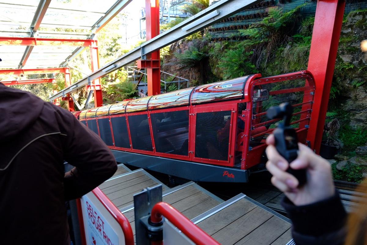 Blue Mountains Day Tour with Parramatta River Cruise from
