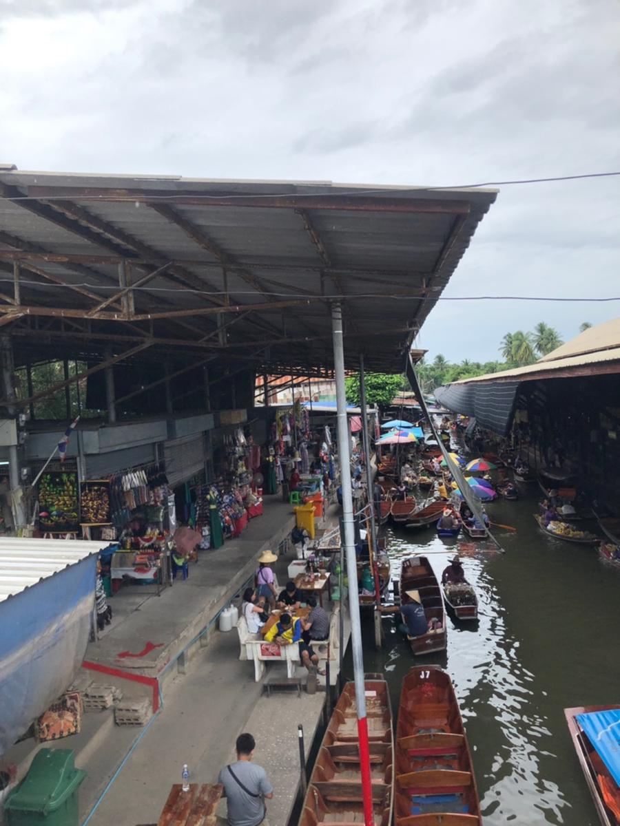 Tour Nửa Ngày Chợ Nổi Damnoen Saduak & Chợ Cuối Tuần