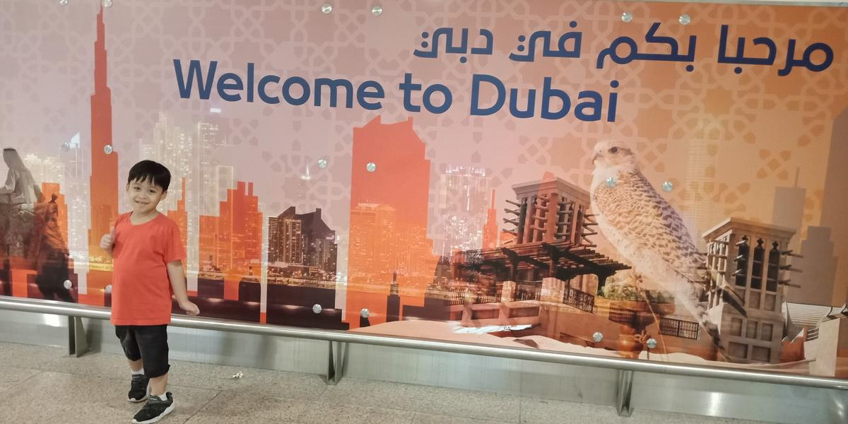 4G Portable WiFi Rental (DXB Airport Pickup) for Dubai - Klook