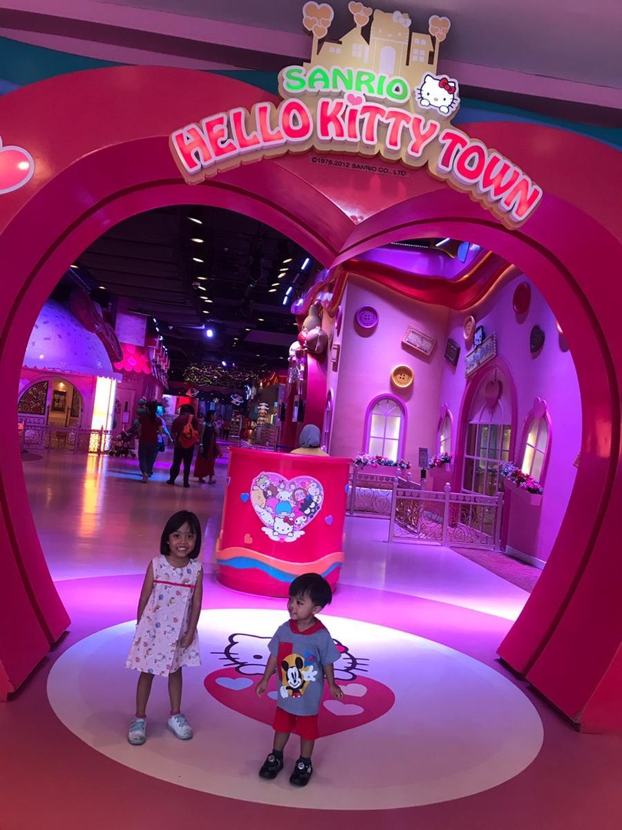 Hello Kitty Town & Thomas Town in Johor Bahru - Klook