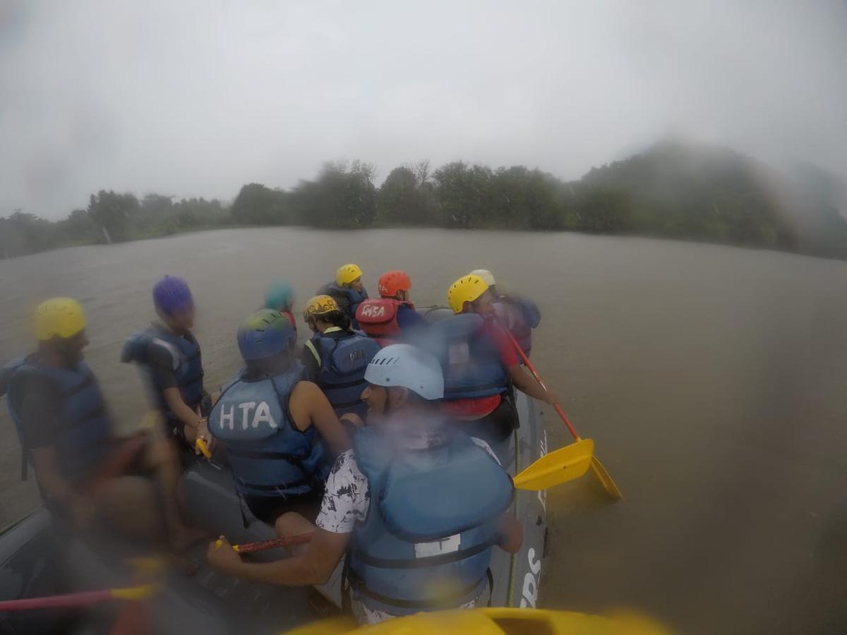 White Water Rafting in Kolad