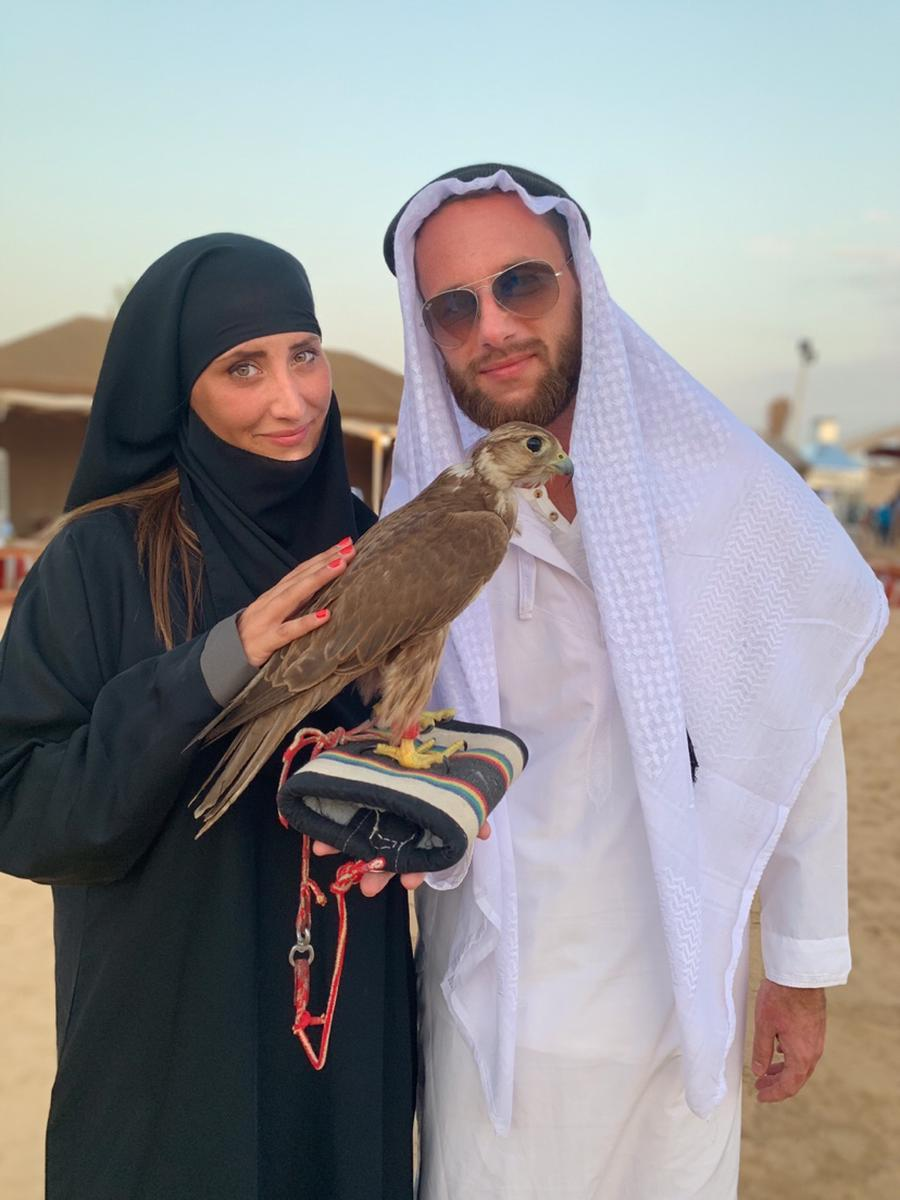 Evening Red-Dunes Desert Safari from Dubai - Klook