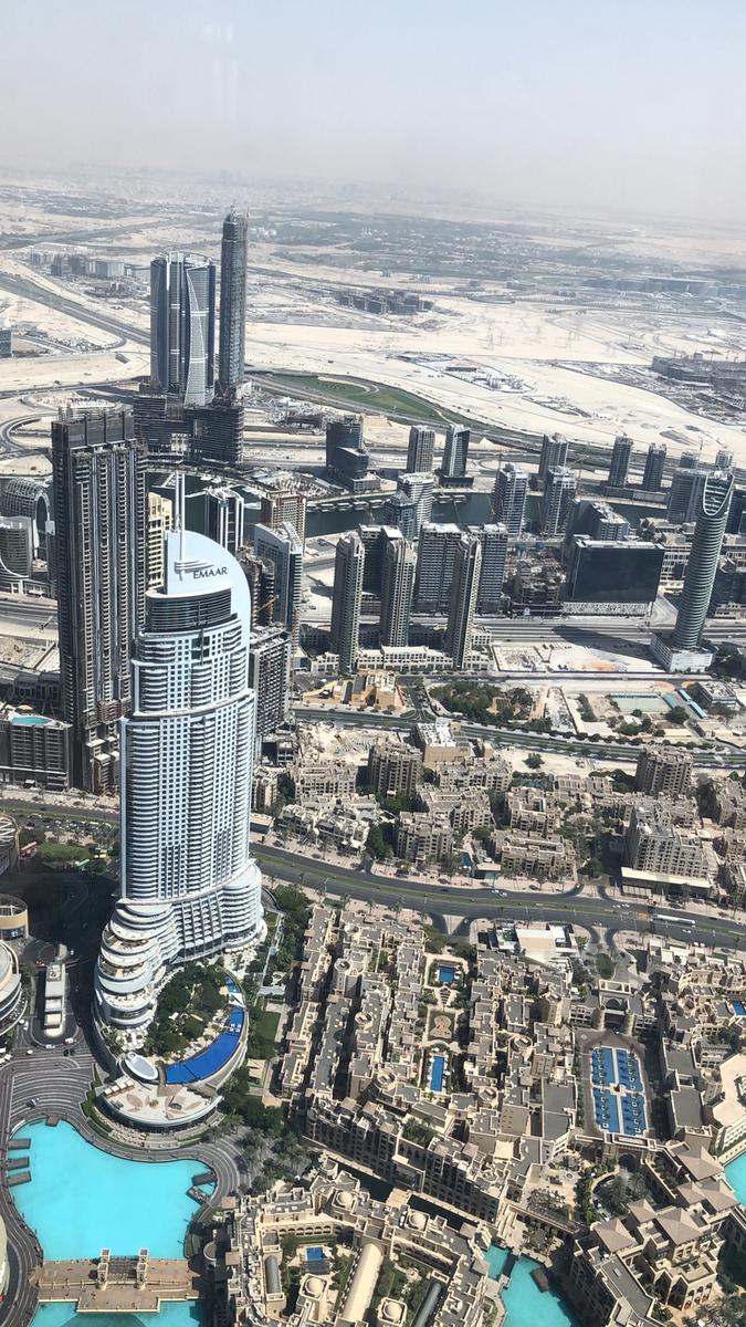 Burj Khalifa Observation Deck Ticket (At The Top) - Klook