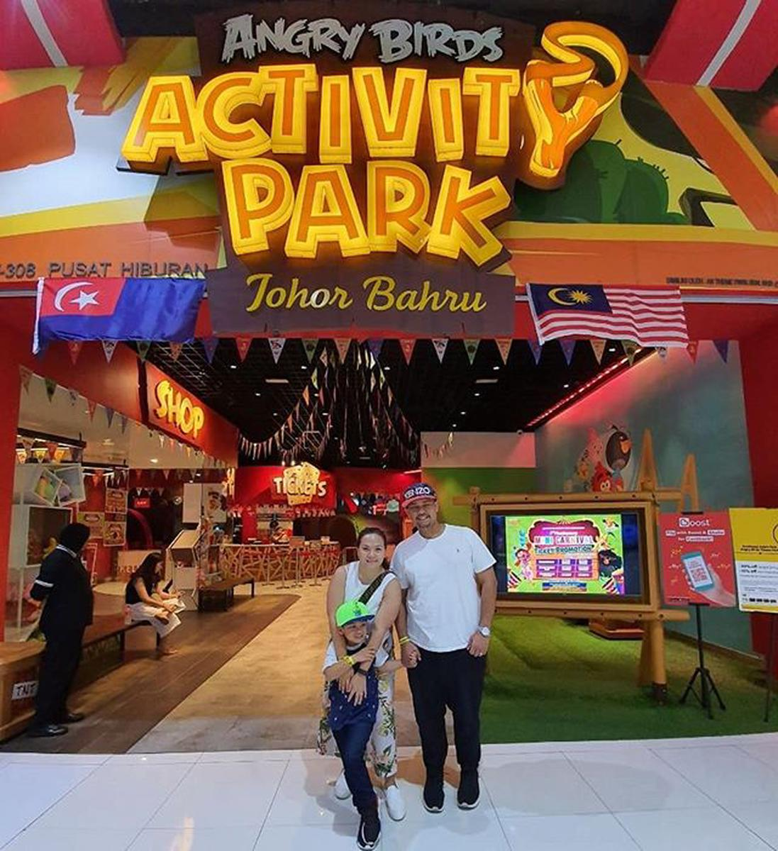 Angry Birds Activity Park Ticket in Johor Bahru - Klook