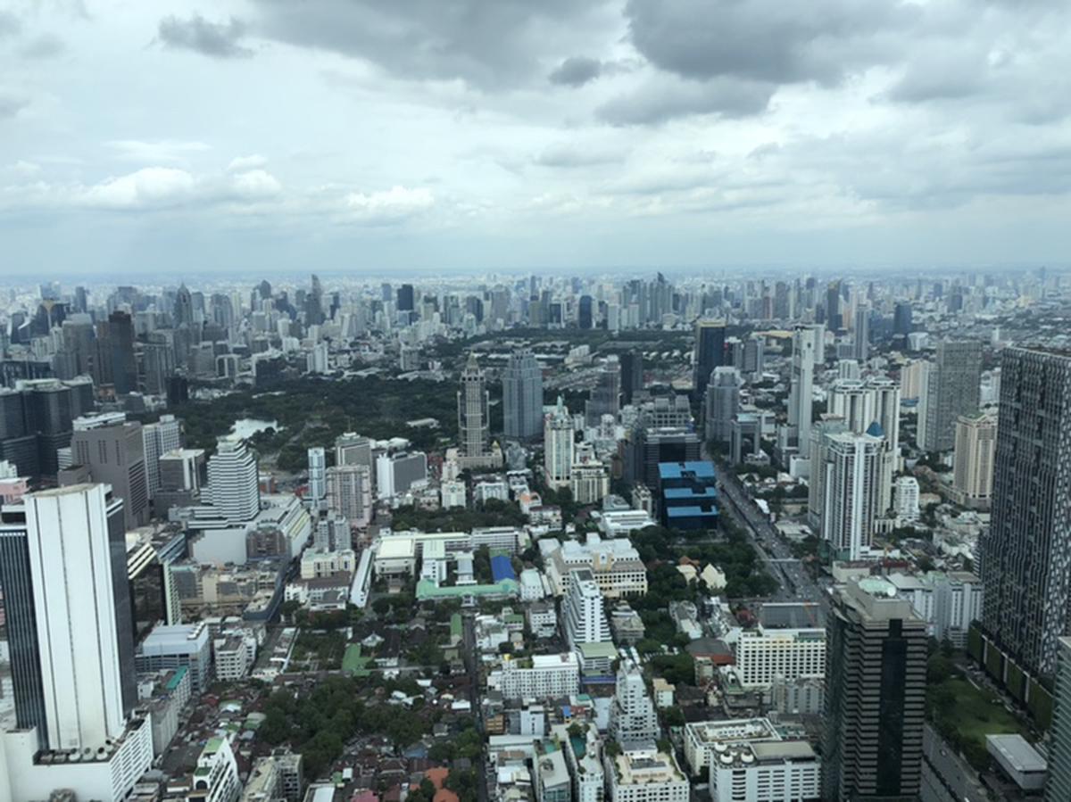 King Power Mahanakhon SkyWalk Ticket in Bangkok, Thailand