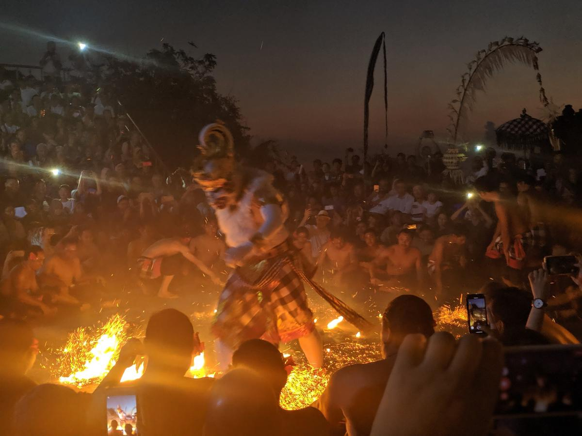Uluwatu Temple Sunset and Kecak Fire Dance - Klook