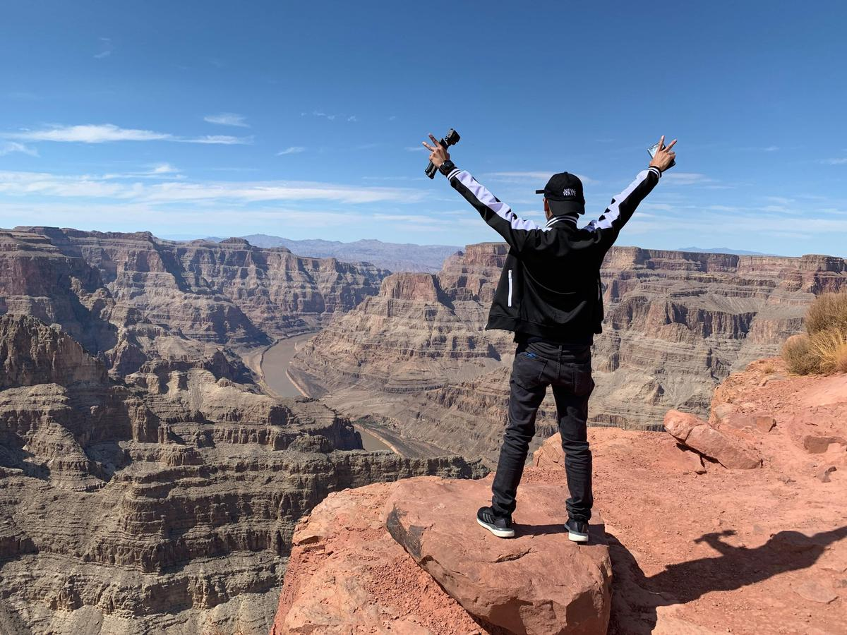 Grand Canyon West Rim Bus Tour From Las Vegas Klook