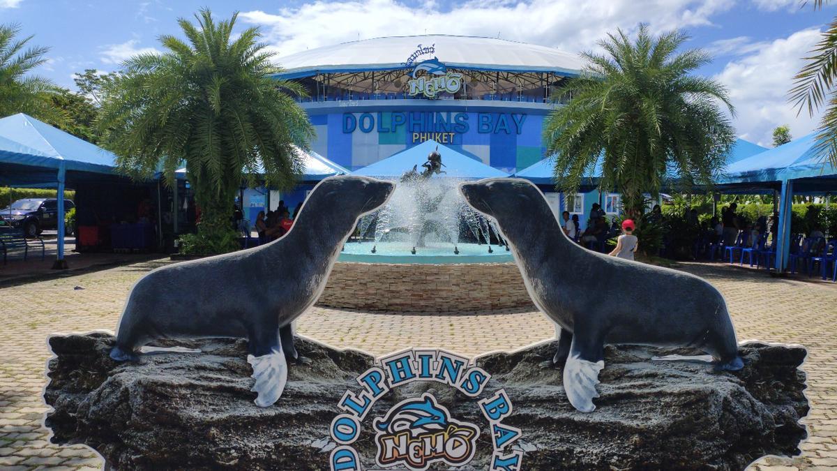 Nemo Dolphins Bay Phuket