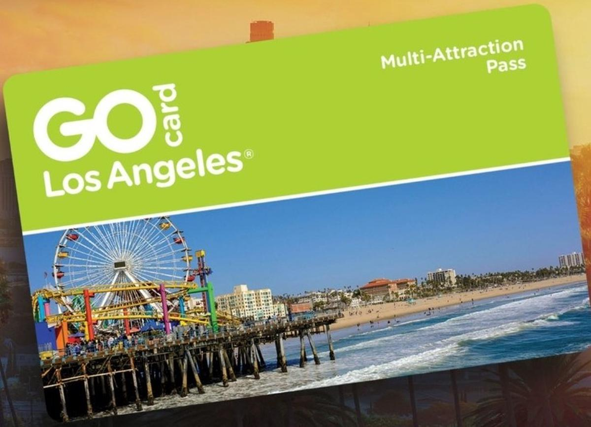 Buy Go Los Angeles Card - All Inclusive Pass Online - Klook