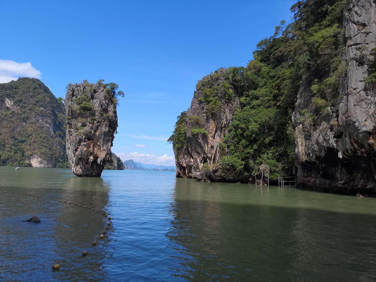 James Bond And Phang Nga Bay Speedboat Tour With Kayaking
