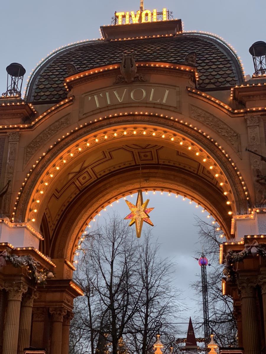 Tivoli Gardens Ticket In Copenhagen Denmark Klook Us