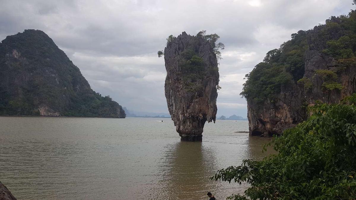 Book James Bond Island Phang Nga Bay Tour In Boat Klook
